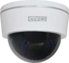 CTV-IPD2820 VPP IP видеокамера купольная