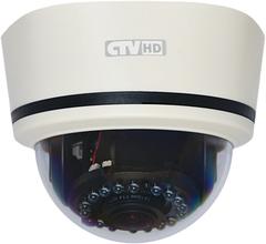 CTV-HDD2740A Цветная купольная видеокамера