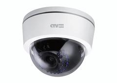 CTV-HDD2820AMZ Цветная купольная видеокамера