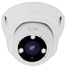 CTV-HDD364A ME Цветная купольная видеокамера