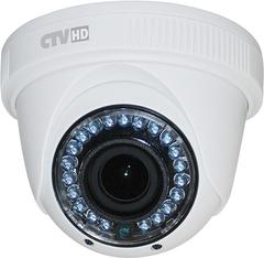 CTV-HDD2820A VP Цветная купольная видеокамера