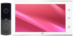 Комплект видеодомофона CTV-DP2101