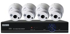 CTV-HDD741A KIT Комплекты видеонаблюдения