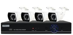 CTV-HDB741A KIT Комплекты видеонаблюдения