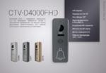 CTV Kit Full HD-DP4703AHD Комплект видеодомофона
